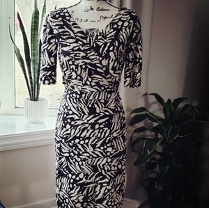 Adriana Papell formal dress size 8